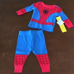 Disney Baby Spider Man outfit